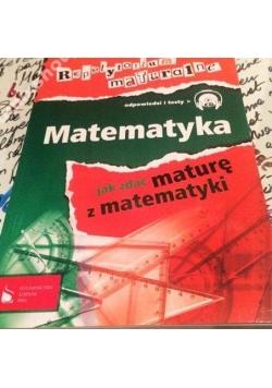 Jak zdać maturę z matematyki? + CD