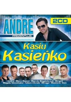 Andre prezentuje - Kasiu Kasieńko (2CD)