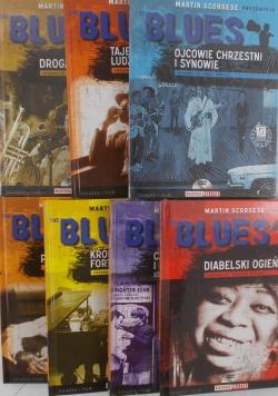 BLUES  Kolekcja płyt DVD, 7 płyt