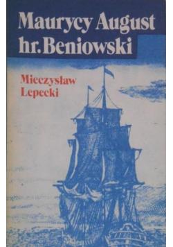 Maurycy August hr. Beniowski