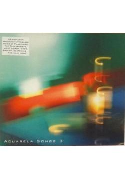 Acuarela Songs 3, 2 CD