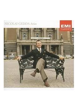 Nicolai Gedda Arias, płyta CD