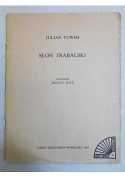 Tuwim Julian - Słoń Trąbalski