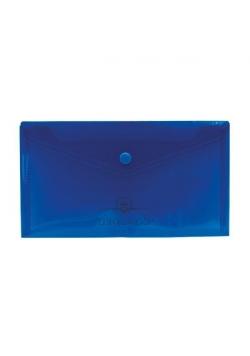 Teczka kopertowa PP DL niebieski (5x2szt) PUKKA