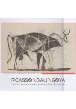 Picasso, Dali, Goya. Tauromachia - walki byków