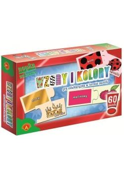 Puzzle- Wzory i kolory ALEX