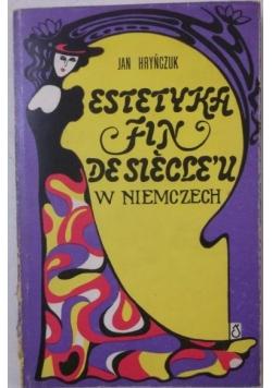 Estetyka Fin de siecle'u w niemczech
