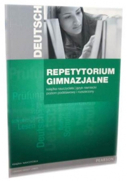 Longman Repetytorium Gimnazjalne Niemiecki TB