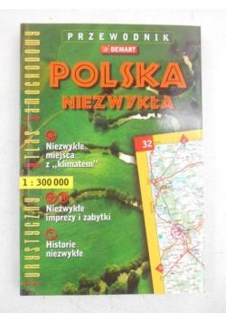 Polska niezwykła. Przewodnik