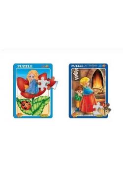Puzzle 15 Maxi, różne rodzaje
