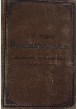 Historischer Schul-Atlas, 1895 r.
