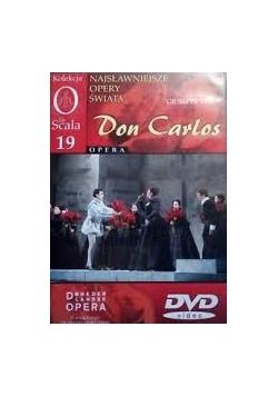 Don Carlos, płyta DVD