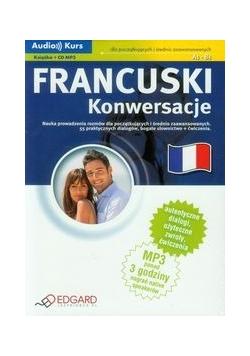 Francuski. Konwersacje, CD, Nowa