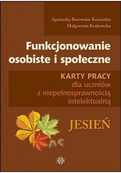 Funkcjonowanie osobiste i społeczne - Jesień KP, Nowa