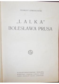 Lalka Bolesława Prusa,1927r.