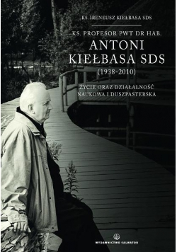 Ks. profesor PWT dr hab. Antoni Kiełbasa