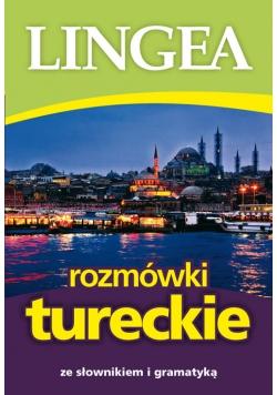 Rozmówki polsko-tureckie ze słownikiem i gramatyką