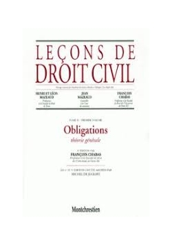 Lecons de Droit Civil
