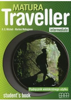 Matura Traveller Intermediate SB podr. wieloletni