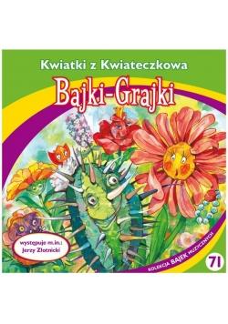 Bajki - Grajki. Kwiatki z Kwiateczkowa CD