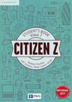 Citizen Z Klasa 7 Student's Book