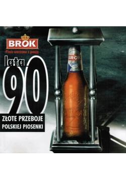Złote przeboje polskiej piosenki lata 90, CD