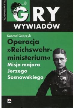 Operacja Reichswehrministerium