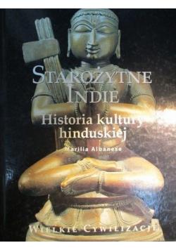 Albanese Marilia  - Starożytne Indie. Historia kultury hinduskiej