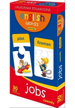 English words Jobs