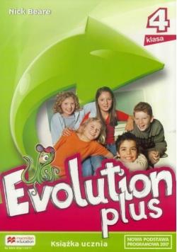 Evolution Plus 4 SB podr wieloletni MACMILLAN