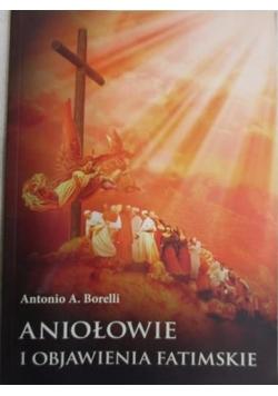 Aniołowie i objawienia fatimskie
