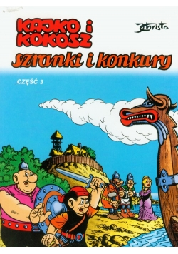 Kajko i Kokosz Szranki i konkury cz 3
