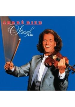 Strauss, płyta CD