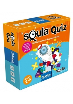 Squla Quiz Klasa 2-3 GRANNA