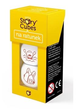 Story Cubes: Na ratunek REBEL