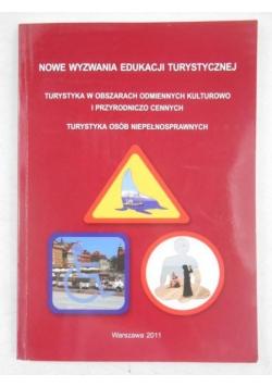 Nowe wyzwania edukacji turystycznej