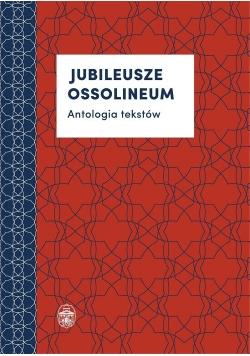 Jubileusze Ossolineum