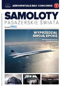 Samoloty pasażerskie świata T.7 Arospatiale...