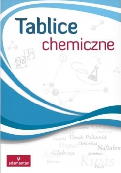 Tablice chemiczne w.2013 ADAMANTAN