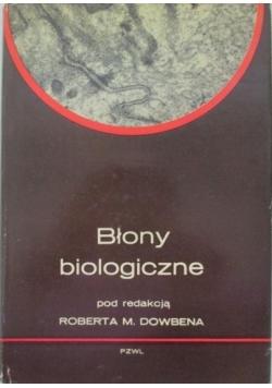Błony biologiczne