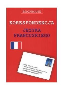 Korespondencja języka francuskiego