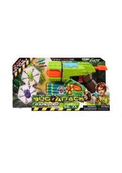 Bugg Attack Rapid fire