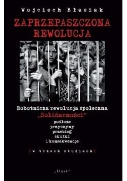 Zaprzepaszczona rewolucja