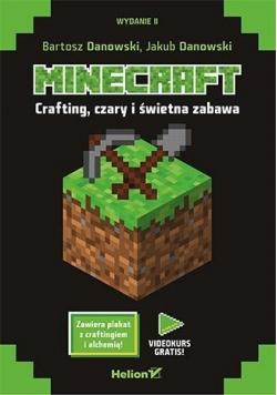 Minecraft. Crafting, czary i świetna zabawa w.II