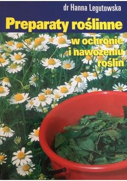 Preparaty roślinne w ochronie i nawożeniu roślin