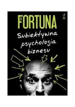 Subiektywna psychologia biznesu w.2018