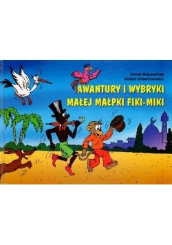 Awantury i Wybryki Małej Małpki Fiki Miki + CD G&P