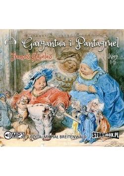 Gargantua i Pantagruel. Audiobook