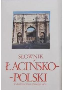 Słownik Łacińsko-Polski, Tom I