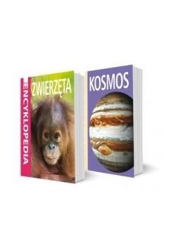 Pakiet Mini Encyklopedia: Zwierzęta / Kosmos